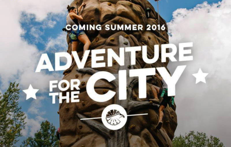 adventure for the city